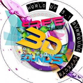 Free 3d sounds - 5.1 format