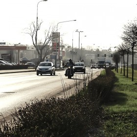 Ring road traffic (13:15)