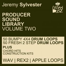 Jeremy Sylvester Producer Sound Library Vol. 2