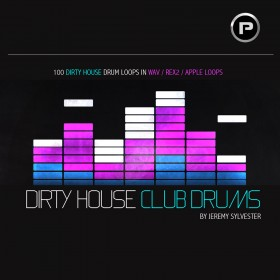 Dirty House Club Drums