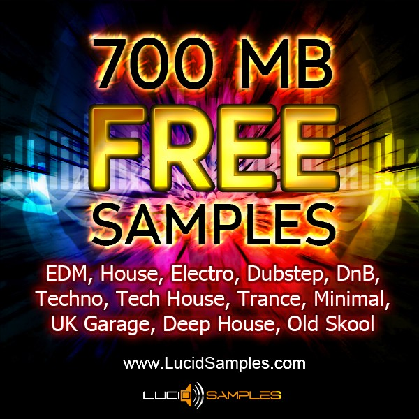 Free Dj Music Production Samples and Loops, Download 700 MB