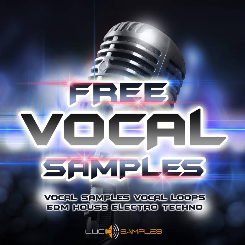 Download Free Vocal Samples and Loops, Free Dj Vocals Pack