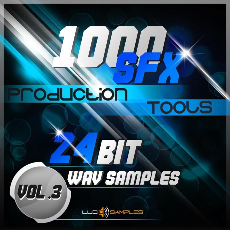 1000 SFX Production Tools Vol. 3