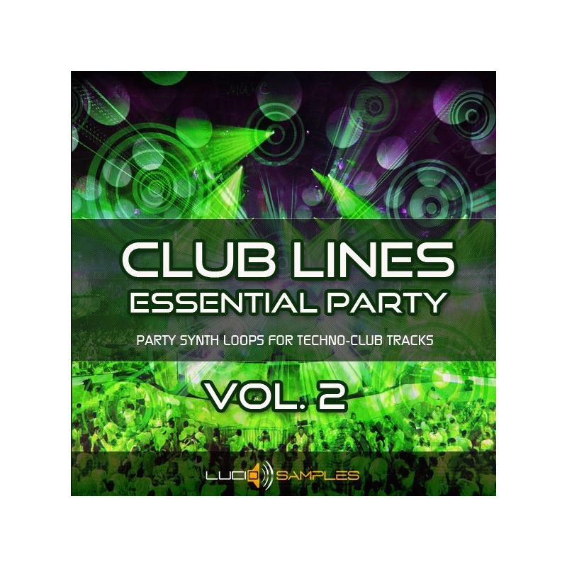 Clublines Vol. 2 - Time For Power