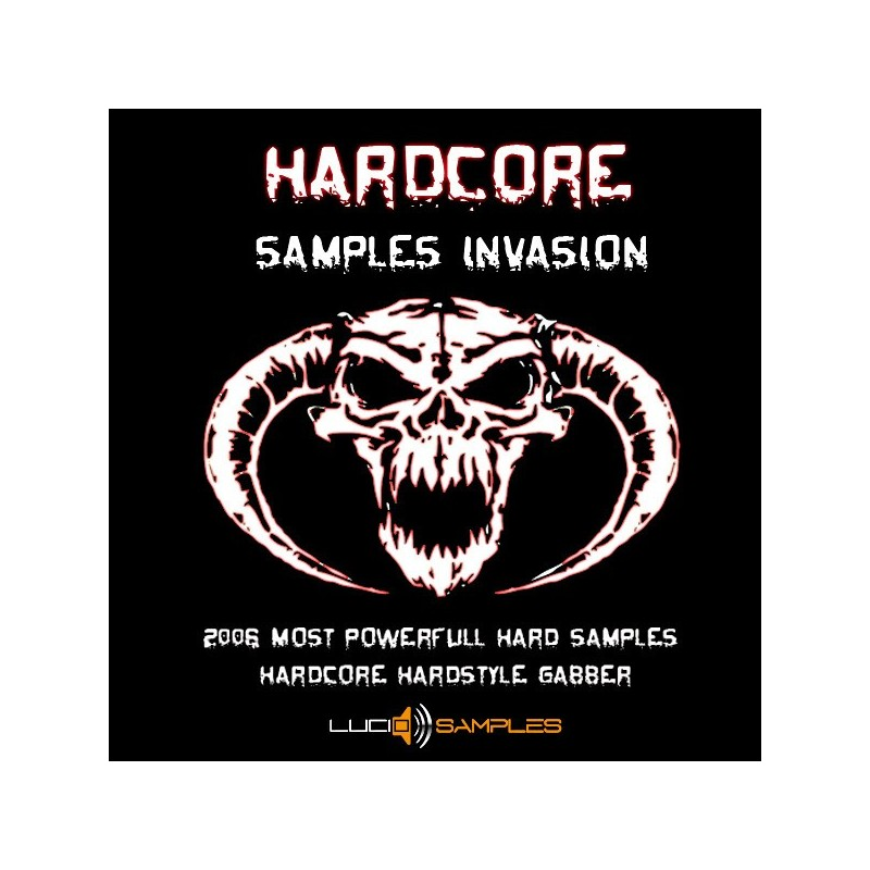 Hardcore Samples Invasion