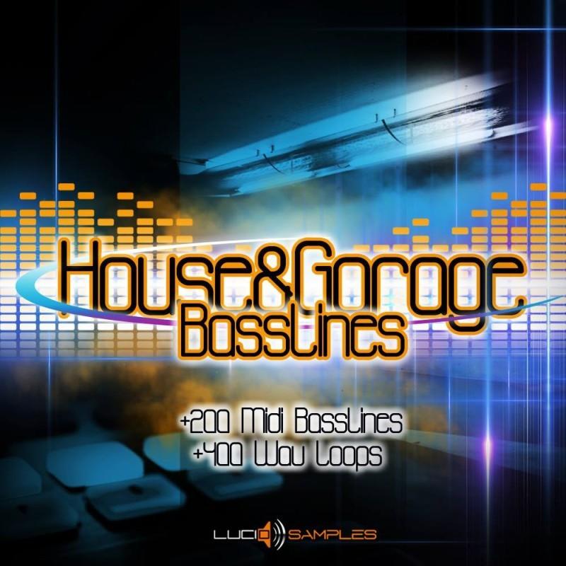 House & Garage Basslines