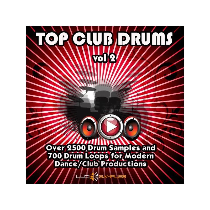 Top Club Drums Vol. 2