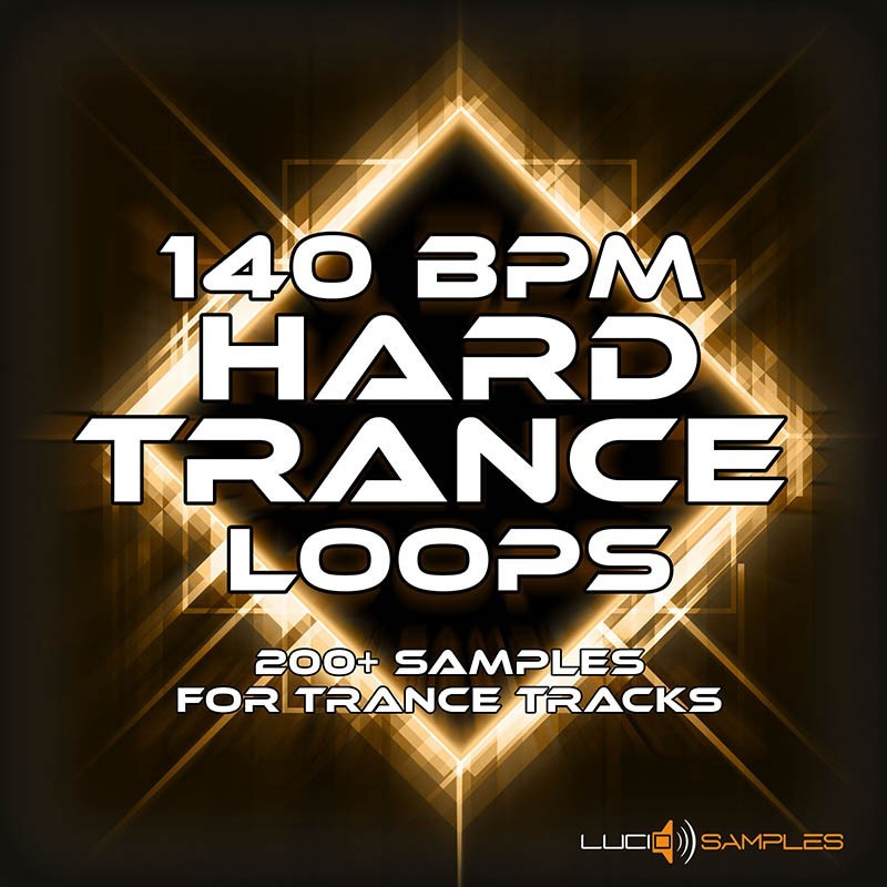 140 BPM Hard Trance Loops