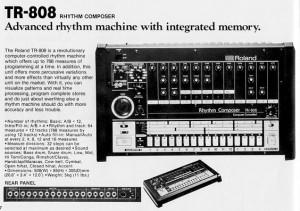 808 TR Roland
