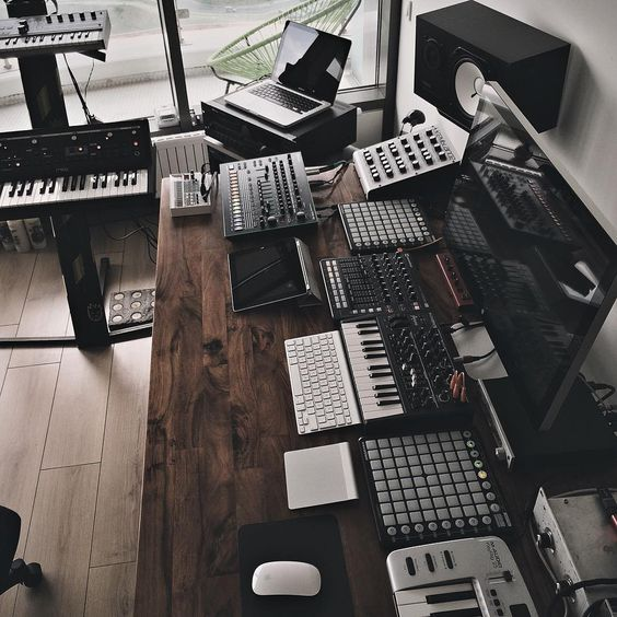 design ideas for garage apartment - Mixdown and Workflow Tips for Music Producers