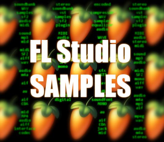 fl studio samples