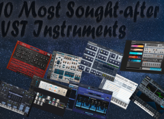 Top 10 best vst Instruments for music production